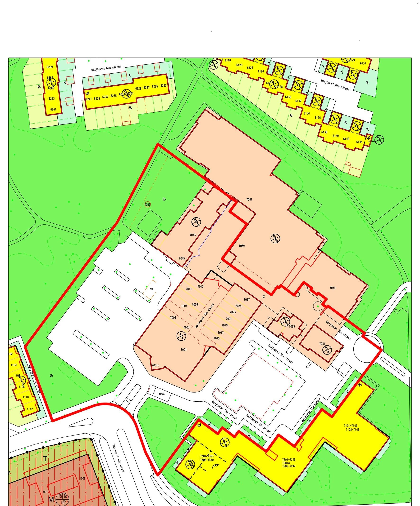 9bb5ebc483d Nijmegen Dukenburg - 14 (Winkelcentrum Meijhorst): Toelichting